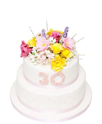 Kage til fødselsdag for voksne